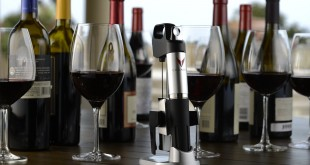 Preserve your opened wine with this locking wine stopper for How to preserve wine after opening